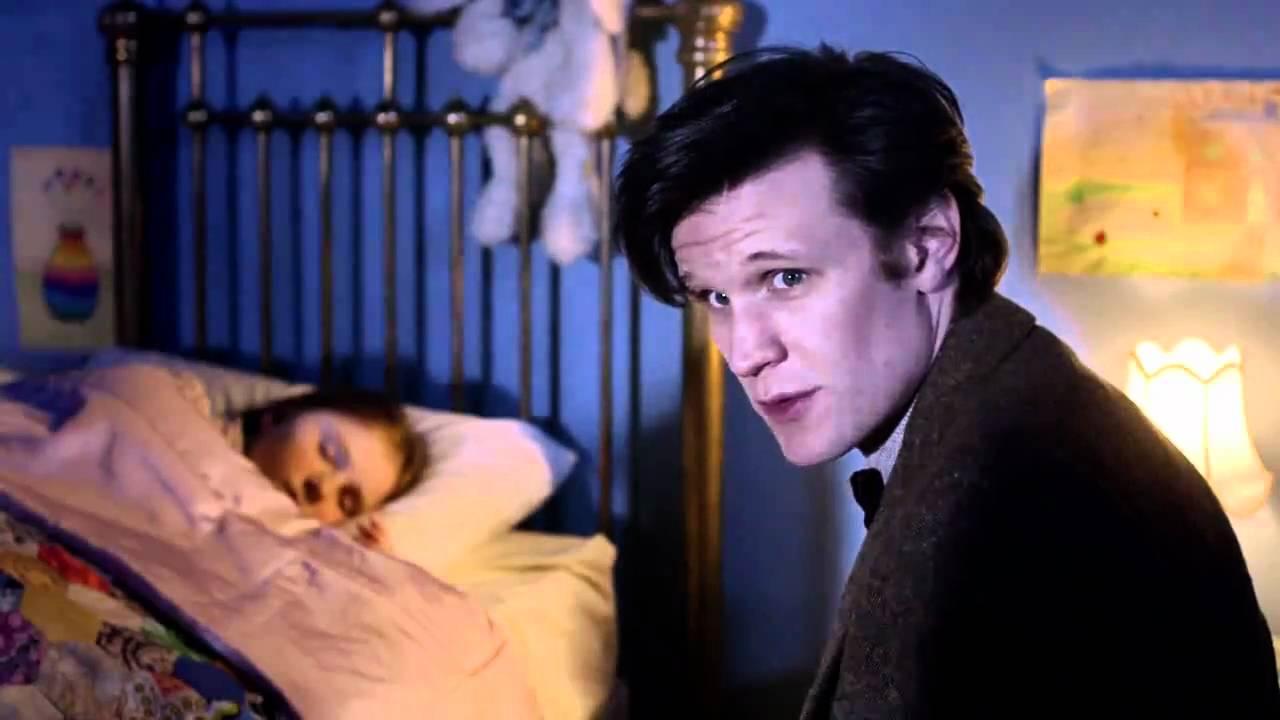 Doctor Who  The girl who waited  little Amelia  YouTube