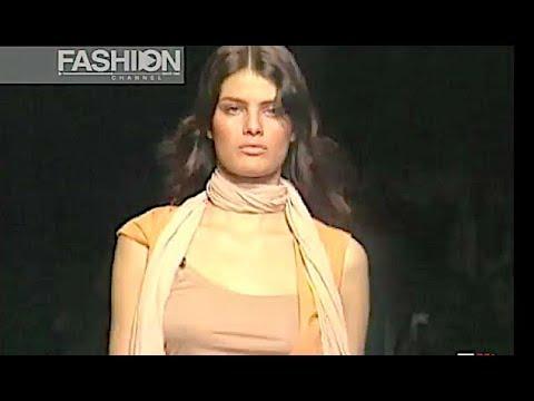 ALESSANDRO DELL'ACQUA Spring Summer 2004 Milan- Fashion Channel