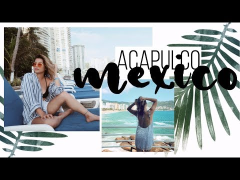 Mexico Travel Diary | Acapulco