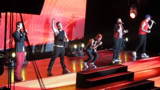 Backstreet Boys - Show Me The Meaning Of Being Lonely (Live in Taipei, Taiwan)
