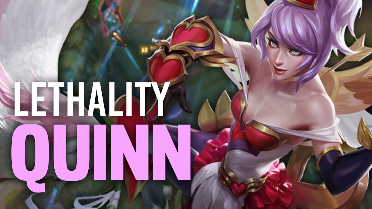 Download Imaqtpie - LETHALITY QUINN IS ACTUALLY GOOD?  ft. IWDominate