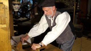 Bei Druckerei Altherr druckt Gutenberg in seinem Museum