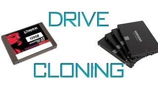 Cloning an SSD/Hard Drive