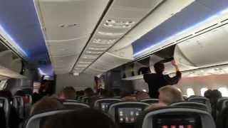 Jetstar Boeing 787 Dreamliner On Board