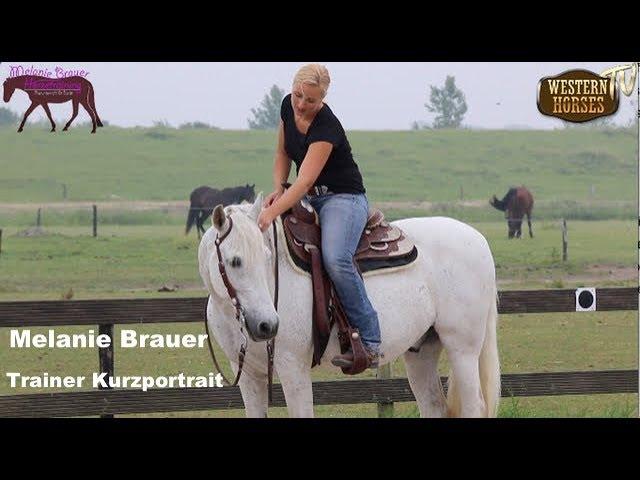 WHTV: Trainer Kurzportrait: Melanie Brauer