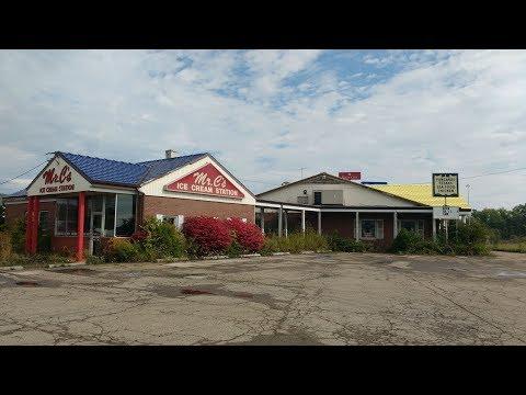 The Abandoned Mister C's Steak House in Omaha, Nebraska *Closed 2007*
