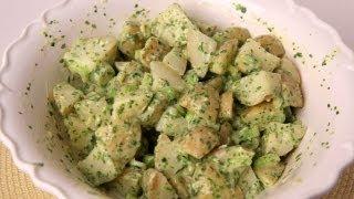 Homemade Potato Salad Recipe - Laura Vitale - Laura In The Kitchen Episode 415