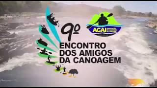 Chamada do 9º Encontro dos Amigos da Canoagem - TV Luau
