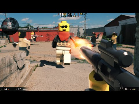 Thumbnail: LEGO: First Person Shooter