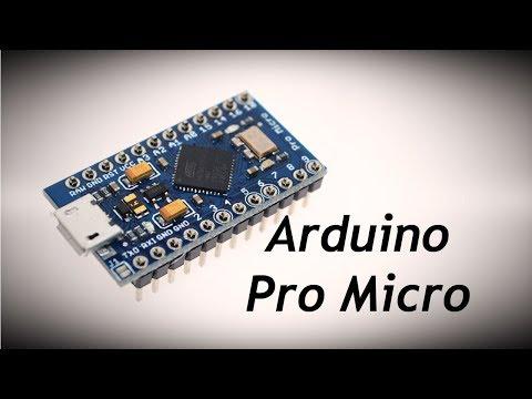 Todo Sobre Arduino Pro Micro