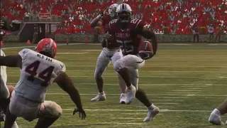 NCAA Football 09 PlayStation 3 Gameplay - Gameplay