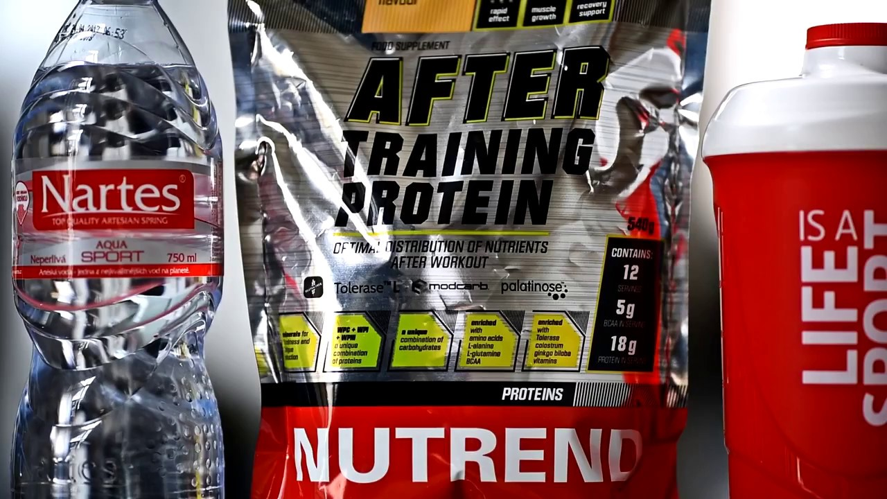 protein träning