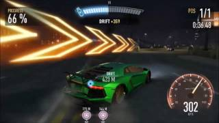 Final Boss Race Marcus King - Need for Speed No Limits (NFSNL)