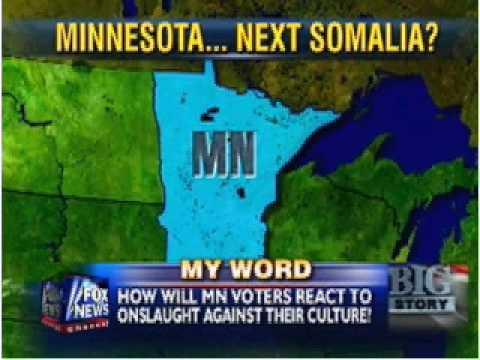 Minnesota - Next Somalia ?
