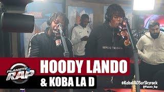 "Hoody Lando ""Cache le Khaliss"" ft Koba LaD #PlanèteRap"