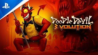 Doodle Devil: 3volution - Official Trailer | PS5, PS4