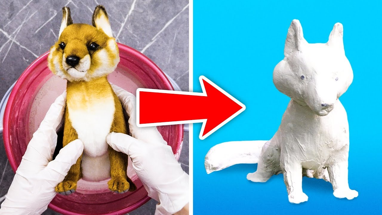 18 UNIQUE CEMENT AND CLAY CRAFTS