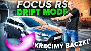 MÓJ NOWY FORD FOCUS RS *drift mode*