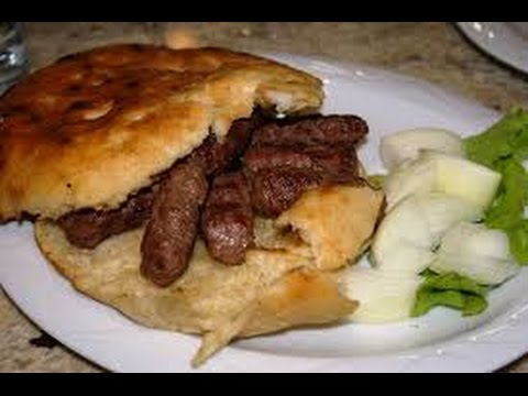 Bosnian food evapi youtube bosnian food evapi forumfinder Images