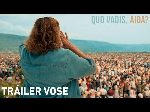 TRÁILER OFICIAL VOSE - Quo Vadis, Aida?