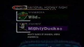 ESPN National Hockey Night PS2 - Gameplay part 1 of 3