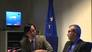 Đại sứ Phạm Sanh Châu tại  Hội thảo về Quan hệ Kinh tế Thương mại của EU với ASEAN