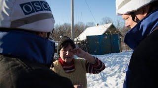 Александр Хуг о проблемах в поселке Доломитное
