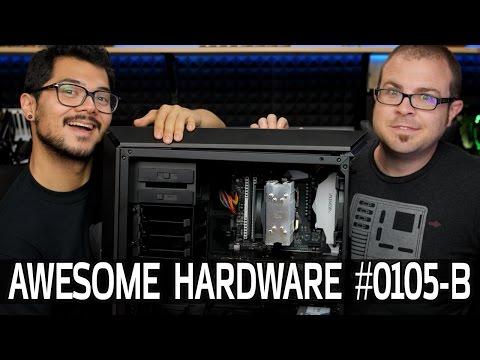 Awesome Hardware #0105-B: Multi User VR, Google Fuschia, YouTube Dark Mode