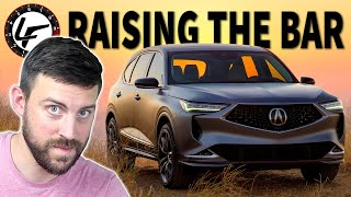 2021 Acura MDX - Everything you need to know...