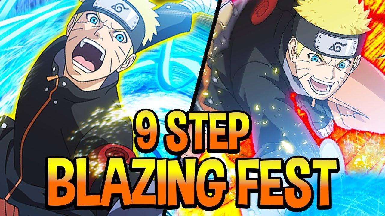 LAST NARUTO IS HERE! Blazing Festival Last Naruto Summons - Naruto