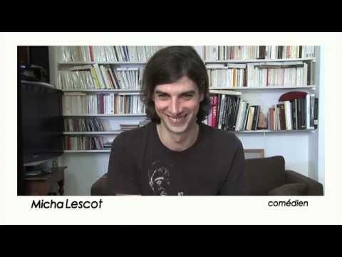 Le sourire de Micha Lescot pour TV5MONDE