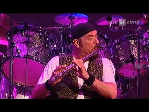 Jethro Tull - AVO Session  15/11/2008, Basel, Switzerland Full DVD
