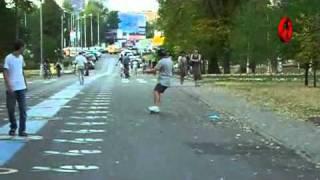 УРОК №3 drift-skate