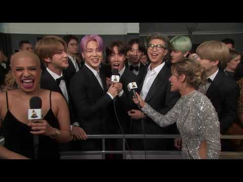 BTS Red Carpet Interview | 2019 GRAMMYs Mp3