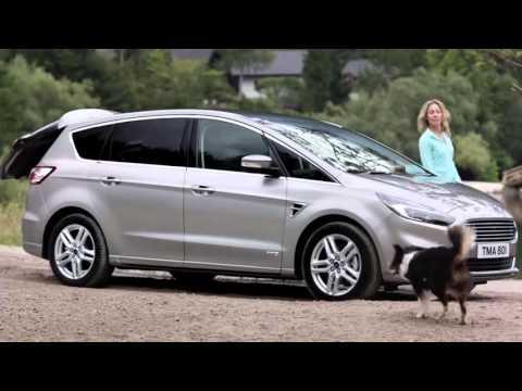 Canzone pubblicità Ford S Max 2016 cane nel lago divertente