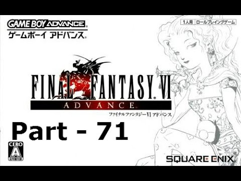 Let's Play Final Fantasy VI Advance Part 71: Following Some Thieves