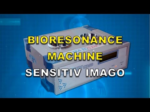 Sensitiv Imago Bioresonance nls biofeedback medical machine