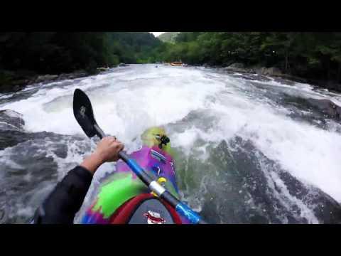 Middle Ocoee Kayaking Jackson Zen