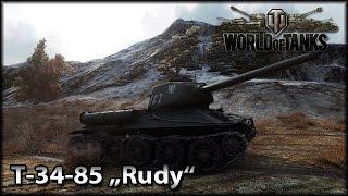 World of Tanks - Live: T-34-85