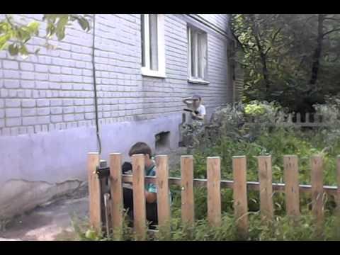 видео майнкрафт чужая война 1 серия