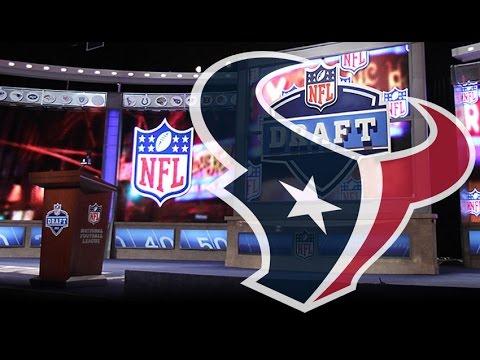 Houston Texans 2016 NFL Draft Highlights ᴴᴰ