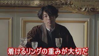 高橋一生 レティシア・カスタと語る「ブシュロン」のショートフィルム撮...