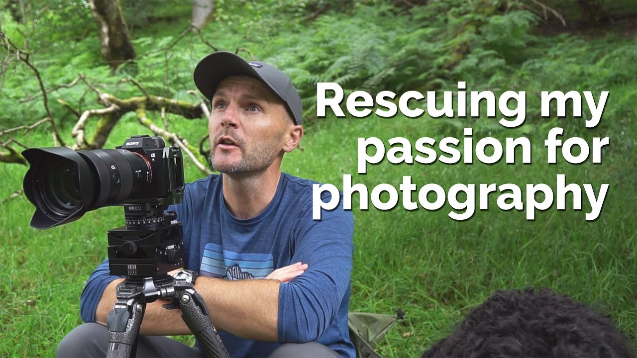 Rescuing my Passion for Photography
