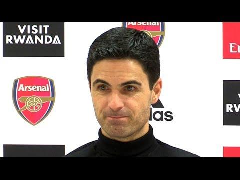 Arsenal 1-1 Sheffield United - Mikel Arteta FULL Post Match Press Conference - SUBTITLES