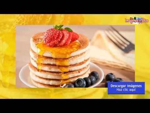 Imágenes y fotos de desayunos deliciosos