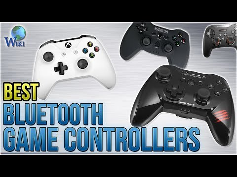 6 Best Bluetooth Game Controllers 2018