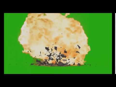 Спец эффект взрыва для монтажа (1)