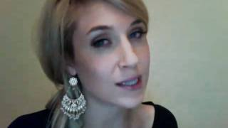 Miss USA 2011 - Why Miss Iowa USA Wants to be Miss USA