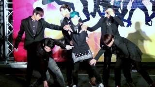 141109 Exso[6] cover BEAST/B2ST - Shock + Breath @I
