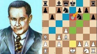 Chess master vs Beginners or Amateurs| Alexander Alekhine vs Vasic | Boden